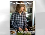 PHOTO: The cover of The Startup Chef, a cookbook with recipes from tech industry leaders.