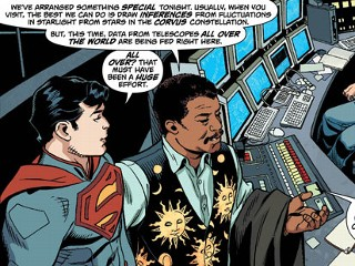 Superman 'Finds' Krypton