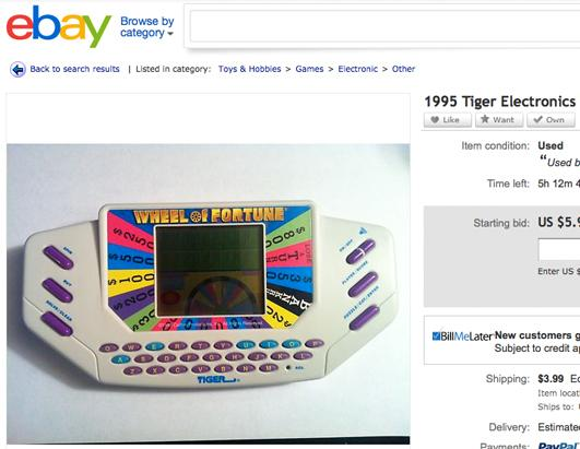Tech Toys of the 1990s
