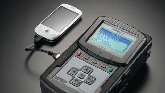 PHOTO:&nbsp;Cellbrite's UFED Physical Pro