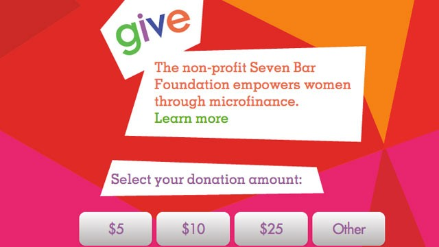 PHOTO: Through Savelovegive.com you can find out how much you can save on your cellphone bill and give some of the savings to charity.