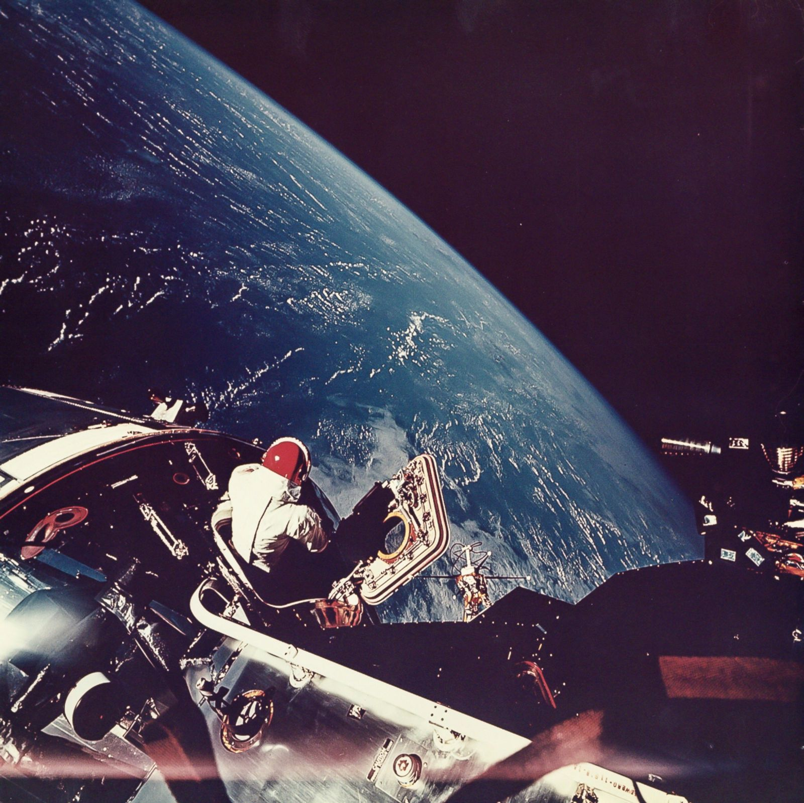 Vintage NASA Photos Up for Auction Photos  Image #1  ABC