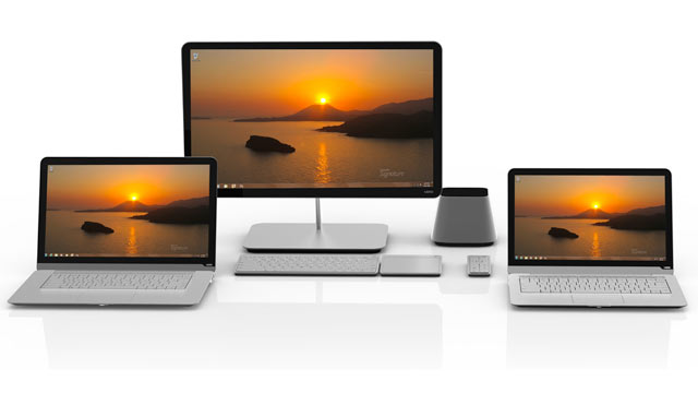 PHOTO: TV manufacturer Vizio launched a line Windows 7 laptops and all-in-ones in June 2012.