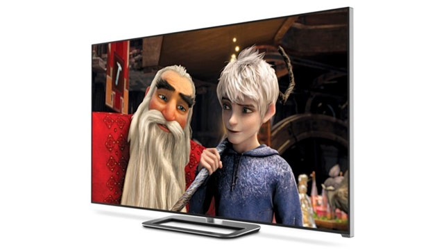 "PHOTO: Vizio's XVT Series Ultra High-Definition 70"" Razor LED Smart TV will be released in the third quarter of 2013."