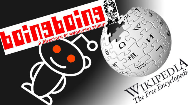PHOTO: Wikipedia will go dark all day Jan. 18, 2012, along with Reddit and Boing Boing as a protest to the SOPA and PIPA bills from Congress.