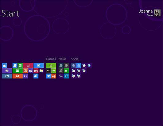 Photos: Windows 8 Consumer Preview