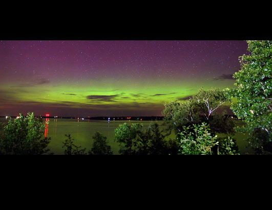 Northern Lights: Sun Storm Gives Spectacular Show