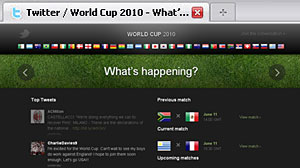 Photo: The World Cup?s Social Media Evolution