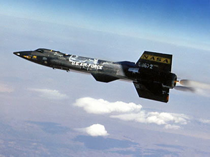 X 15 Speed Supersonic Speed Demons: Breaking the Sound Barrier - ABC News