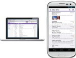PHOTO: Yahoo released new Mail apps for the web and Android and iOS in Dec. 2012.
