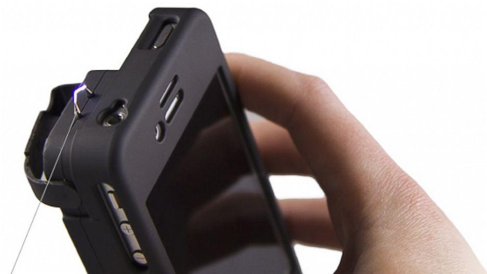 PHOTO: YellowJacket iPhone case