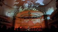 Photo: YouTube Symphony Orchestra at Carnegie Hall