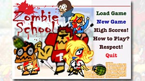 Photo: Banned by Apple: iPhone App Rejects: Zombie School