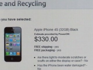 Watch: Apple Rolls Out Recycling Program
