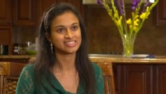 VIDEO: Eesha Khare, 18, won the Young Scientist Award at the Intel International Science and Engineering Fair.