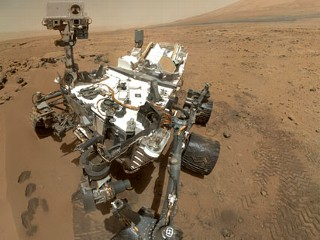 NASA: Proof Life Was on Mars