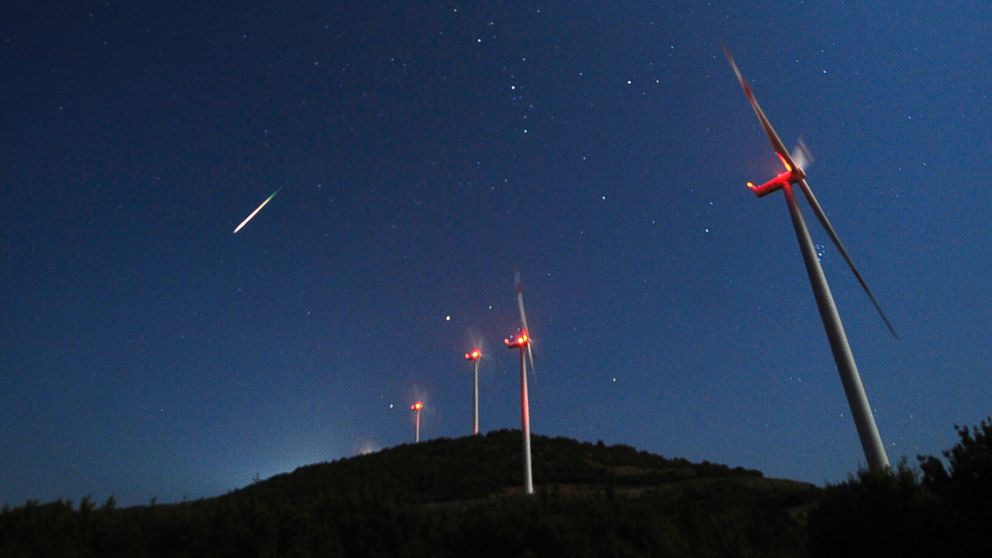 Perseids Meteor Shower: When to Watch the Dazzling Show ...