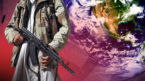 Photo: TALIBAN, Al QAEDA HELPED BY GLOBAL WARMING: U.S. INTELLIGENCE
