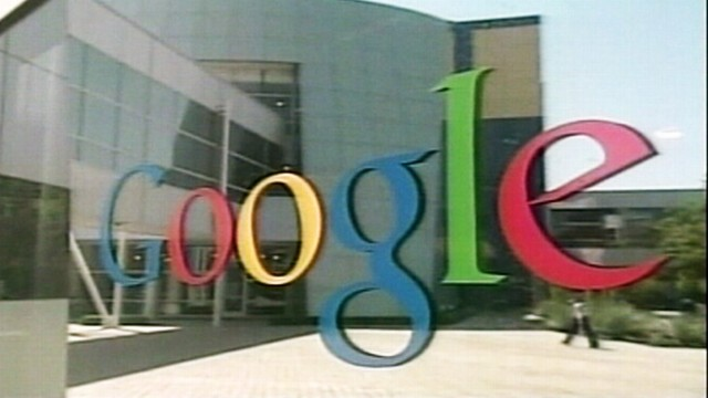 VIDEO: Google says its purchase of Motorola is for the wireless phone maker's patents.