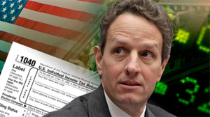 Treasury Secretary Geithner and the economy