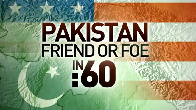 VIDEO: An inside look at the rocky relationship between the U.S. and Pakistan.