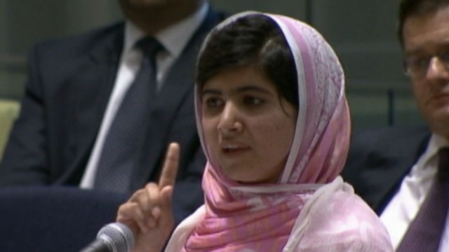 VIDEO: 'This Week' Game Changer: Malala Yousafzai