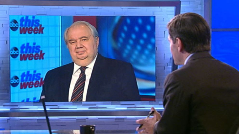 VIDEO: This Week: Russian Ambassador Sergey Kislyak