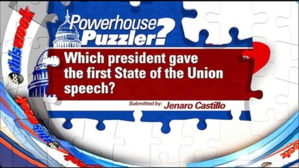 This Week: Powerhouse Puzzler