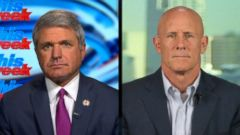 VIDEO: Rep. Michael McCaul, R-Texas, and Vice Admiral Robert Harward (Ret.) on new drone strikes in Yemen.