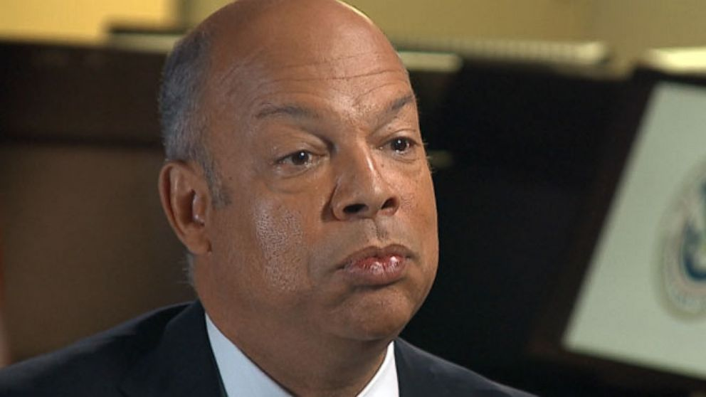 VIDEO: This Week: DHS Secretary Jeh Johnson