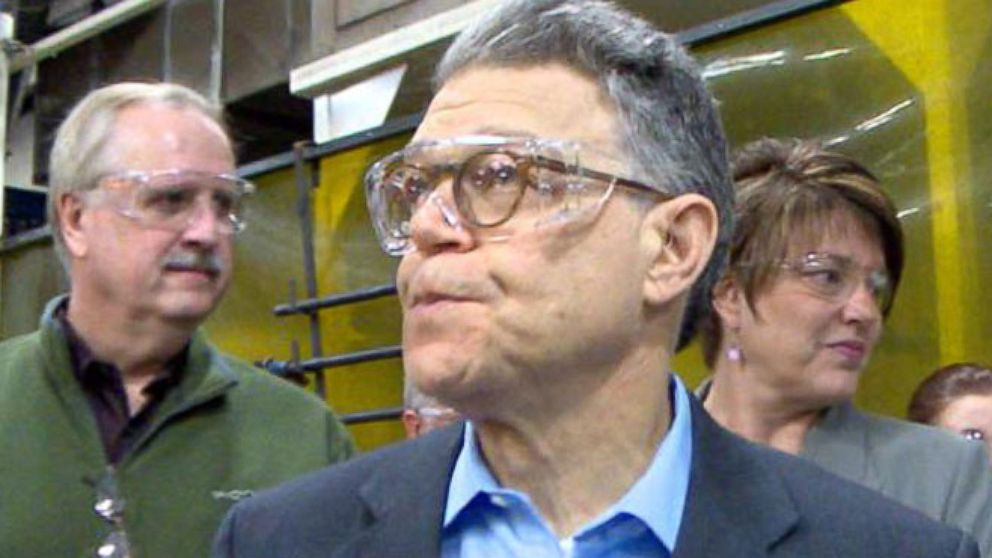 VIDEO: This Week Closer Look: Sen. Al Franken