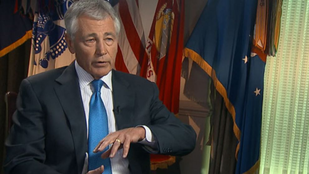 VIDEO: This Week: Defense Secretary Chuck Hagel