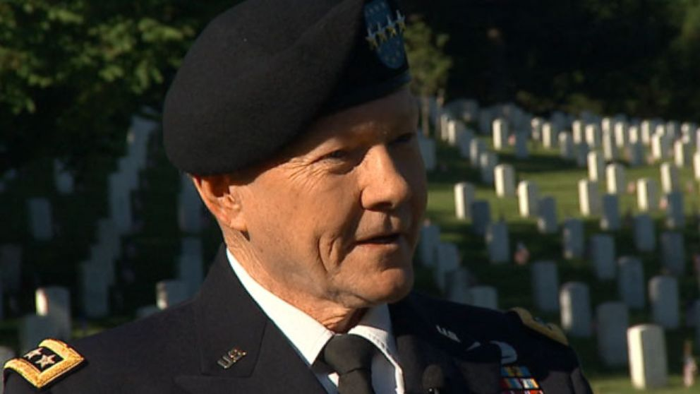 VIDEO: This Week Memorial Day Interview with General Dempsey