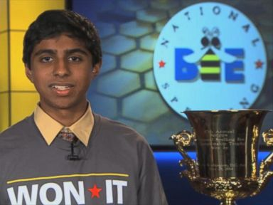 Watch: Spelling Bee Champs Reveal Toughest Words They've Had to Spell