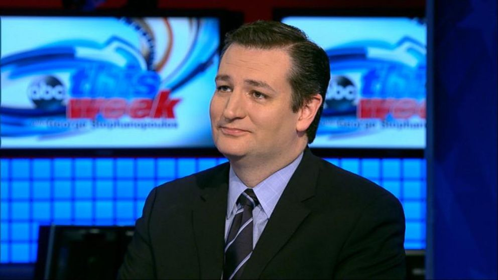 VIDEO: This Week Exclusive Interview With Sen. Ted Cruz
