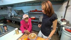 VIDEO: Cooking Gumbo with Leah Chase