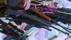 VIDEO: Taking Aim Over Open Carry Laws
