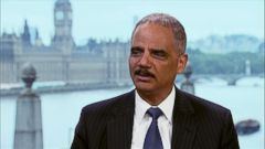 VIDEO: Eric Holder: U.S. Still Afraid of Race