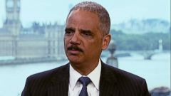 VIDEO: Eric Holder: Palin Wasnt a Good VP Candidate, Even Worse Judge of Who Should Be Impeached