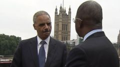 VIDEO: Eric Holder: Threat From Syria Frightening
