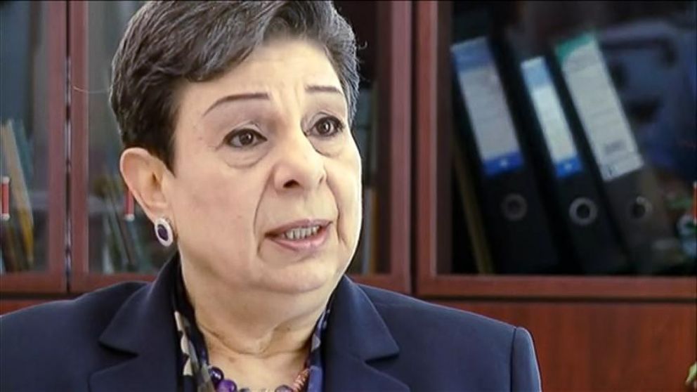 VIDEO: PLOs Hanan Ashrawi: Deliberate Massacre in Gaza