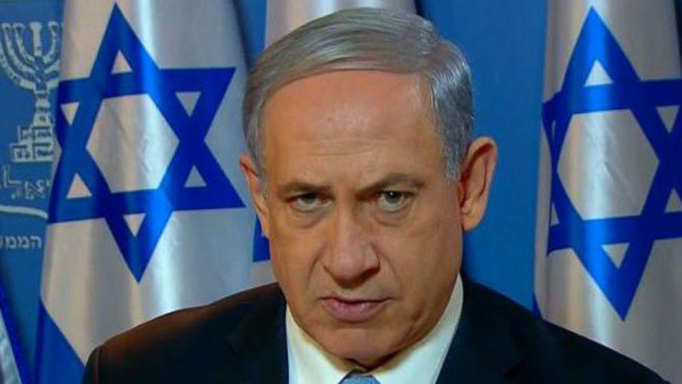 VIDEO: Israeli Prime Minister Benjamin Netanyahu