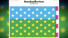 VIDEO: New York Times Backs Legalizing Pot