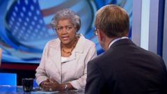 VIDEO: Donna Brazile: Cant Erase Centuries of Racial Animosity Overnight