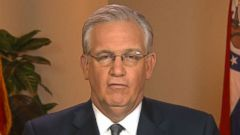 VIDEO: Gov. Jay Nixon Thunderstruck By Images of Militarized Police