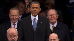 VIDEO: President Obamas Delicate Dance on Race