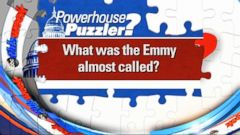 VIDEO: What Were the Emmys almost Called?
