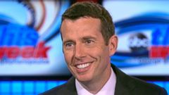 VIDEO: David Plouffe Defends Obama Golfing
