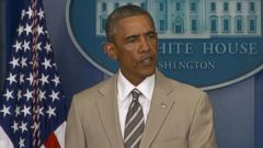VIDEO: GOP Pounces on Obamas ISIS Strategy Remarks