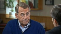 VIDEO: House Speaker John Boehner on the Threat From ISIS